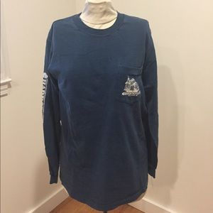 Vintage Harbor Place Baltimore Long Sleeve T-Shirt